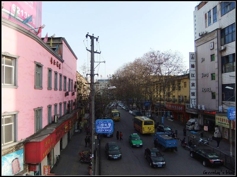 黄石港街道风景
